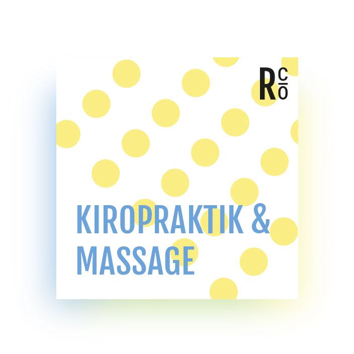 kiropraktikochmassage